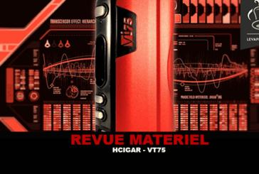 ОБЗОР: VT75 by HCIGAR