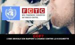COP 7: OMS revela su informe contra el cigarrillo electrónico de carga.
