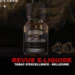 סקירה: טבקו של מצוינות (טווח הצבעים) למיליאם