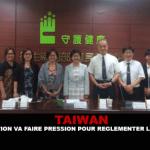TAIWAN : L'administration va faire pression pour réglementer la e-cigarette.