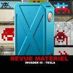 RECENSIONE: INVADER III DI TESLA