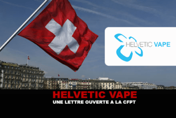 HELVETIC VAPE: An open letter to the Federal Commission for the Prevention of Smoking.