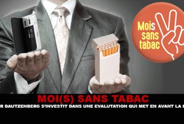 MOI(S) SANS TABAC : Le Pr Dautzenberg s'investit dans une évaluation qui met en avant la e-cigarette.