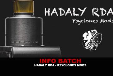 BATCH INFO:Hadaly RDA(Psyclone Mods)
