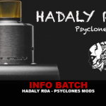 מידע נוסף: Hadley RDA (Psyclone Mods)