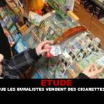 ETUDE : Une preuve que les buralistes vendent des cigarettes aux mineurs.