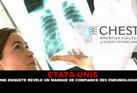 ÉTATS-UNIS : Une enquête révèle que certains pneumologue ne font pas confiance à la e-cigarette.