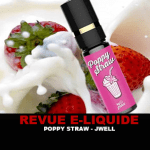 REVUE : POPPY STRAW (GAMME CLASSIQUE) PAR JWELL