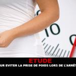 STUDIO: La sigaretta elettronica per evitare l'aumento di peso quando si smette di fumare.