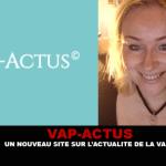 VAP-ACTUS: новый сайт в новостях vape.