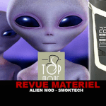 RECENSIONE: ALIEN MOD BY SMOKTECH