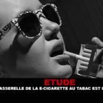 STUDIE: Der Gateway-Effekt der E-Zigarette zum Tabak ist zurück.