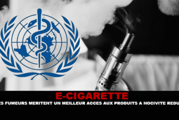 E-CIGARETTE: Smokers deserve access to low-risk products.