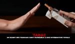 TABACCO: un quarto dei francesi sostiene un divieto totale