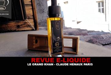 REVIEW: #9 THE GREAT KHAN BY CLAUDE HENAUX PARIS