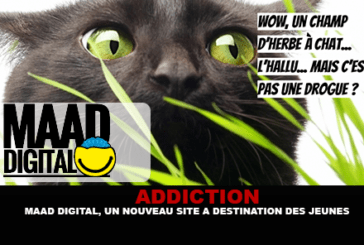 ADDICTION: Maad דיגיטלי, אתר חדש לצעירים.
