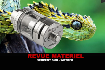 REVIEW: SERPENT SUB BY WOTOFO