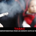 TABACCO: disturbi comportamentali per i bambini che seguono il fumo passivo?