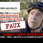SERVIZIO INFORMAZIONI SUL TABACCO: un supporto molto relativo per la sigaretta elettronica.