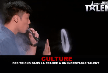 CULTURE: Tricks in France has incredible talent.