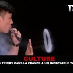CULTURE : Des tricks dans la France a un incroyable talent.