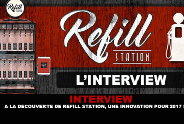 INTERVIEW: Discovering the Refill Station, a true innovation for 2017.