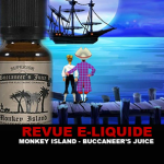 REVIEW: MONKEY ISLAND BY BUCCANEER'S JUICE