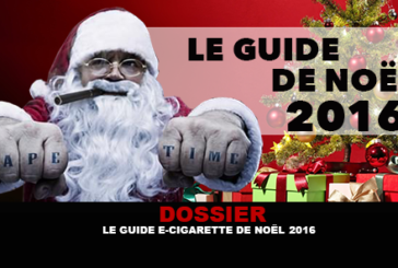 DOSSIER: 2016 Christmas e-cigarette guide