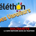 SOLIDARIETÀ: The vape partecipa anche a Telethon