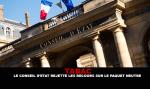 טבקו: מועצת המדינה דוחה ערעורים נגד הוראות החבילה הנייטרליות