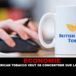 ECONOMY: British American Tobacco wants to focus on the e-cigarette