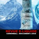 REVIEW: CANNONBALL BY BUCCANEER'S JUICE