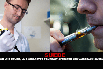 SWEDEN: According to a study, the e-cigarette could affect the blood vessels.