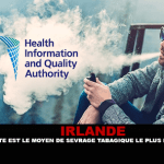 IRELAND: The e-cigarette is the cheapest way to quit smoking?