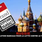 RUSSIE : Une solution radicale pour la lutte contre le tabagisme