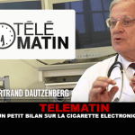 TELEMATIN: A little report on the electronic cigarette with Dr. Dautzenberg.