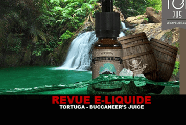 REVIEW: TORTUGA BY BUCCANEER'S JUICE