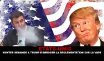VEREINIGTE STAATEN: Duncan Hunter bittet Trump, die E-Zigaretten-Vorschriften aufzuheben