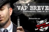VAP'BREVES : L'actualité du Week-end du 11 et 12 Février 2017