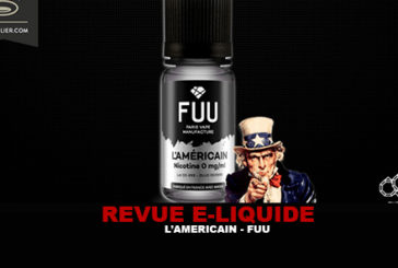 REVUE : L'AMÉRICAIN (GAMME ORIGINAL SILVER) PAR FUU