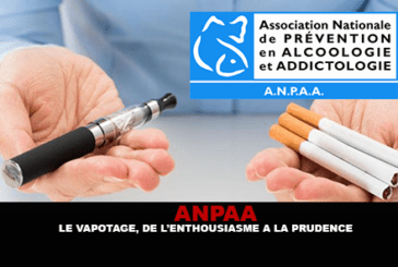 ANPAA: Vape, from enthusiasm to prudence.