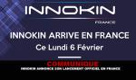 新闻稿:Innokin宣布在法国正式启动
