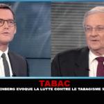 TABAC : Le Pr Dautzenberg évoque la lutte contre le tabagisme sur France 3