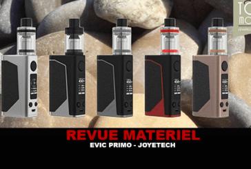 REVUE : EVIC PRIMO PAR JOYETECH