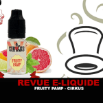 REVUE : FRUITY PAMP' (GAMME CIRKUS AUTHENTIC) PAR VDLV