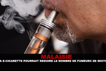 MALAYSIA: The e-cigarette could reduce the number of smokers in half.