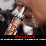 מלזיה: הסיגריה האלקטרונית יכולה להפחית את מספר המעשנים במחצית.