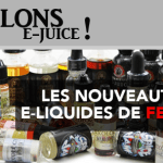 LET'S TALK E-JUICE: e-liquid releases of the month of February 2017
