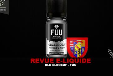 REVUE : OLD ELBOEUF (GAMME ORIGINAL SILVER) PAR FUU