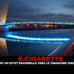 E-CIGARETTE: Is there really a gateway to smoking among young people?
